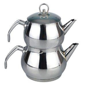 Комплект для плиты из 2х чайников Турция