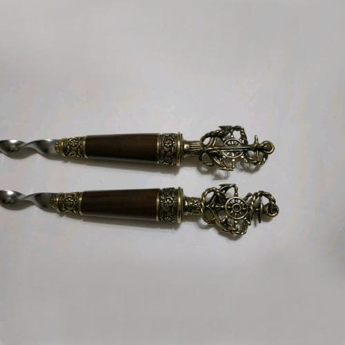 Шампура подарочные Якорь 3